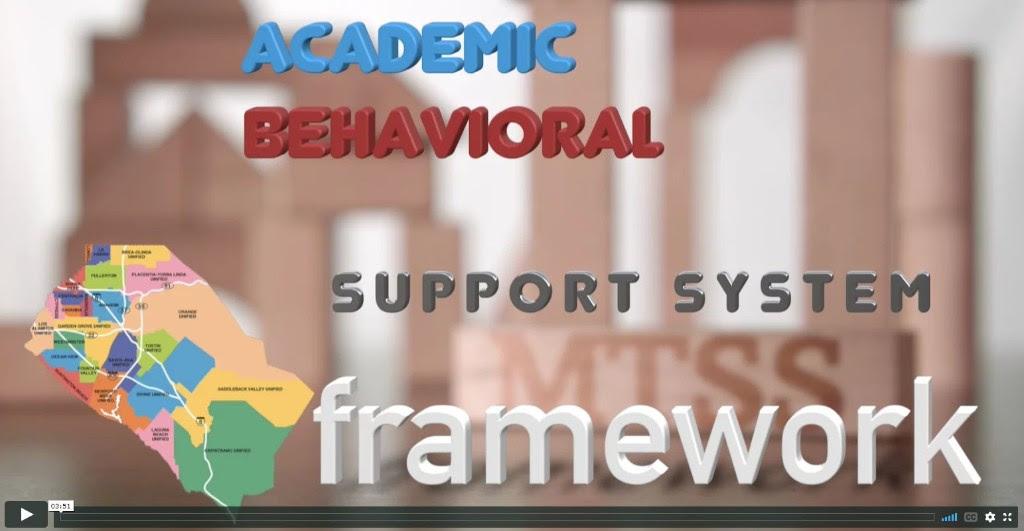 Academic Behavioral Support System Framework