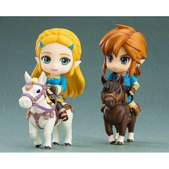 Image of Nendoroid: Zelda: Breath of the Wild Ver. (The Legend of Zelda: Breath of the Wild) - JANUARY 2020