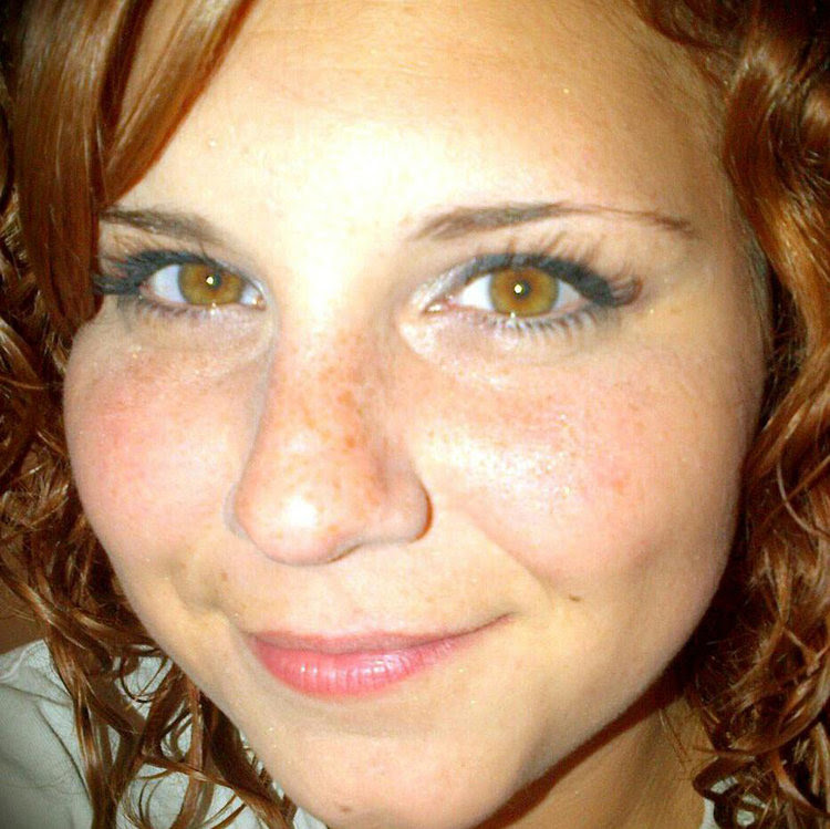 An undated photo from the Facebook account of Heather Heyer. (Reuters)