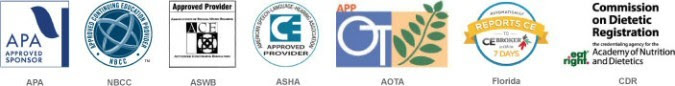 Approved CE Provider
