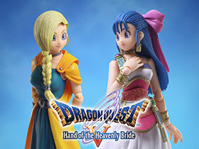 Dragon Quest V: Hand of the Heavenly Bride Bring Arts