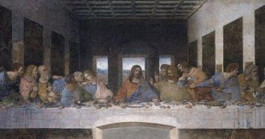 """لوحات """"العشاء الأخير"""".. فنانون جسدوا الليلة الأخيرة للمسيح غير دافنشى الأحد، 201704080331503150"""