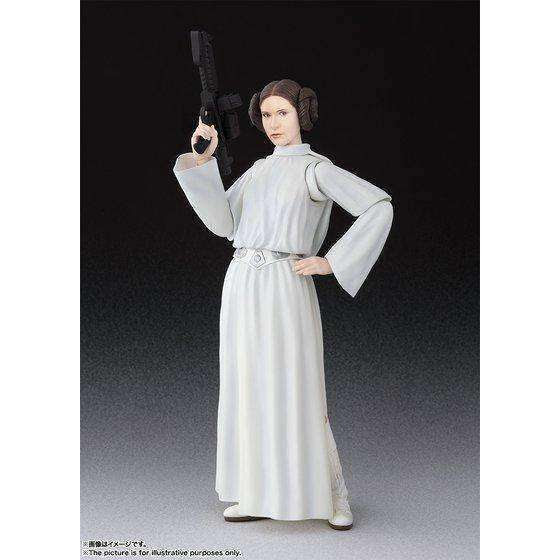 Image of Star Wars S.H.Figuarts Princess Leia Organa (A New Hope) Exclusive