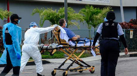 Florida registra 100.000 nuevos contagios por coronavirus en los últimos 10 días