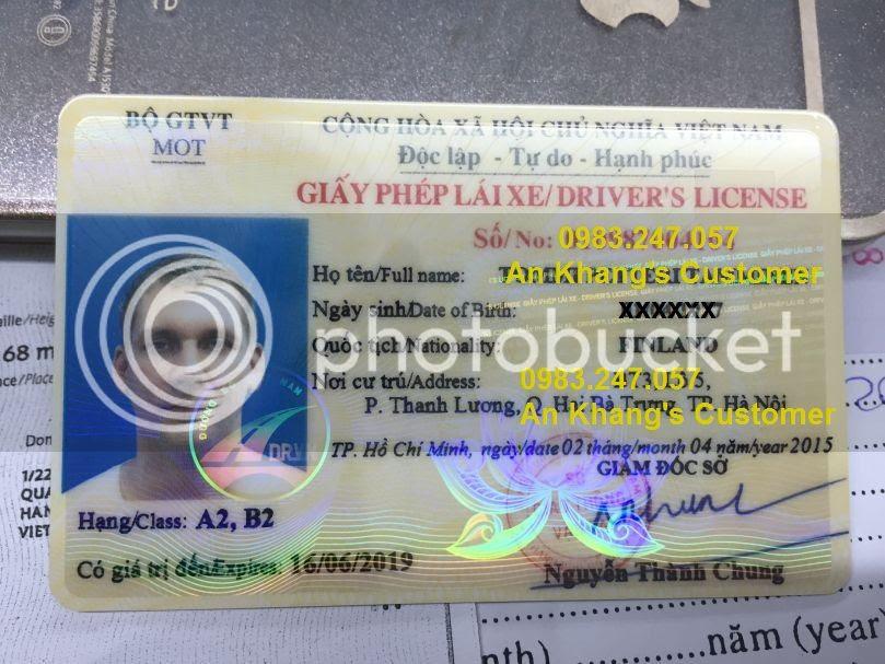 [Mua Bán] [Hướng.Dẫn] Gia hạn - Đổi giấy phép lái xe cho người Nước Ngoài An%20Khangs%20Customer%2073_zps1gpqzn47