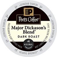 Peet`s Major Dickason`s Keurig®  K-Cup®  coffee