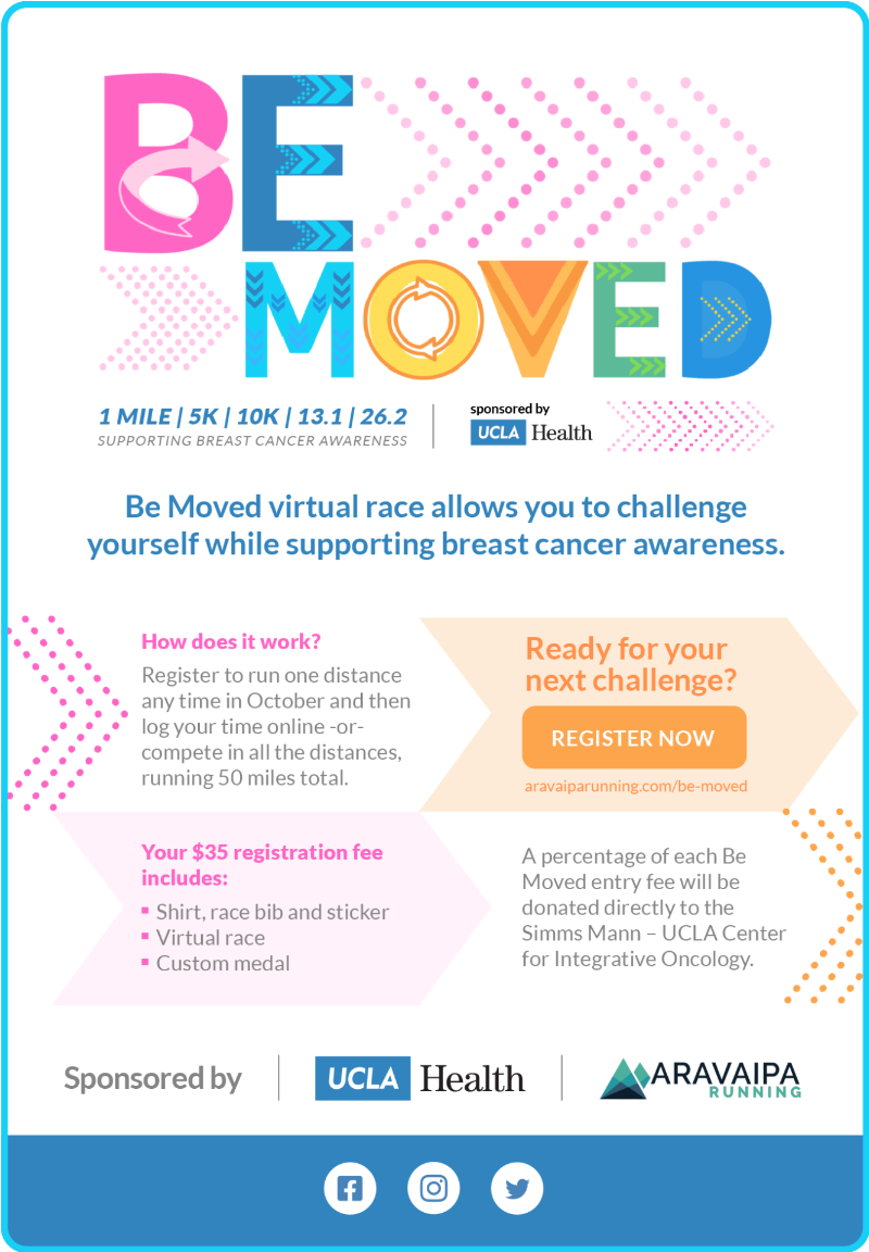 Be Moved Flyer