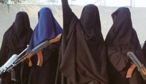 "Europol report warns: ""female jihadis are as ideologically motivated as their male counterparts"""