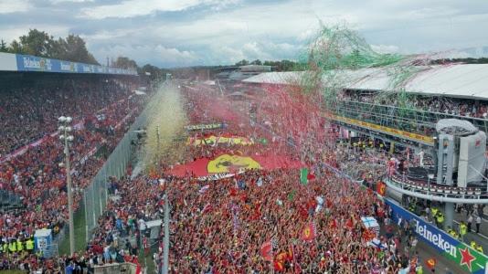 Foto folla Monza