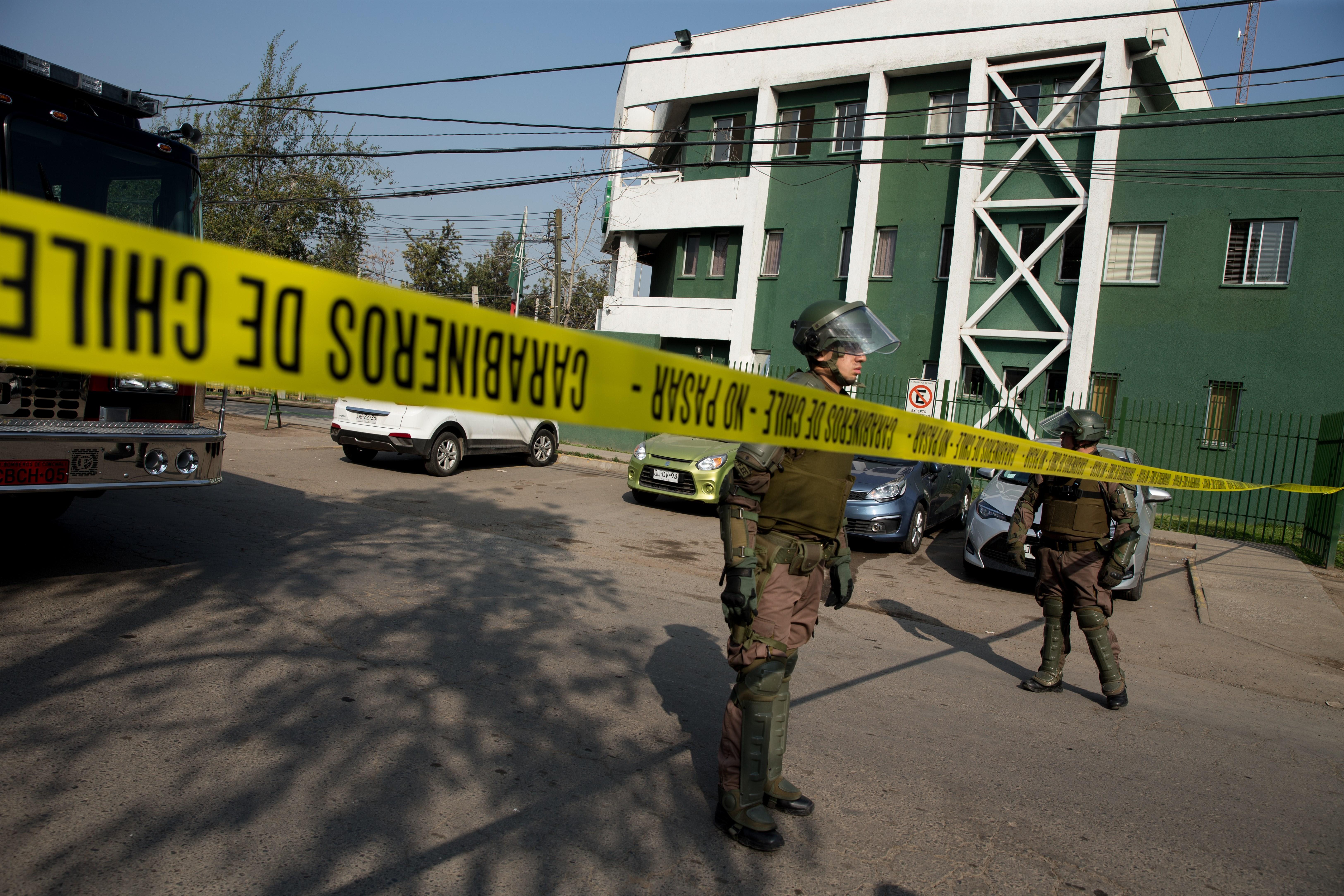 Terrorismo, Chile
