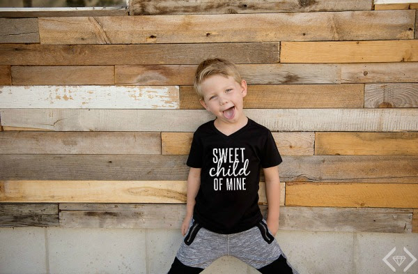 2 for Tuesdays: Kid's Tees - A Wandering Vine