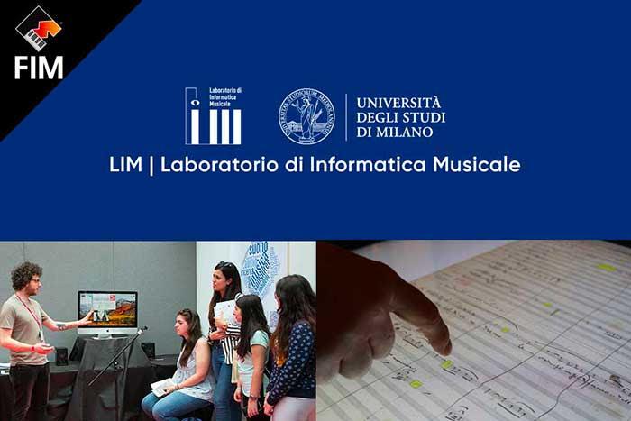 lim laboratorio di informatica musicale