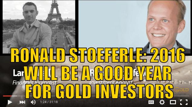 Ronald Stoeferle
