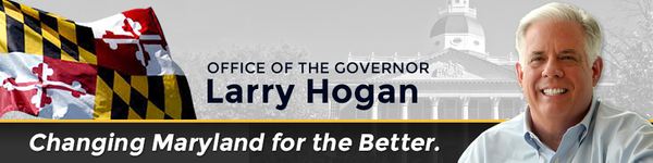 office of the governor larry hogan - changing maryland for the better