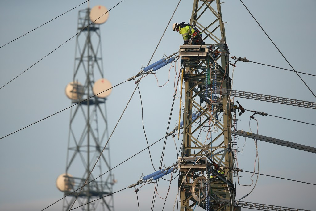Germany Expands Its Electricity Grid