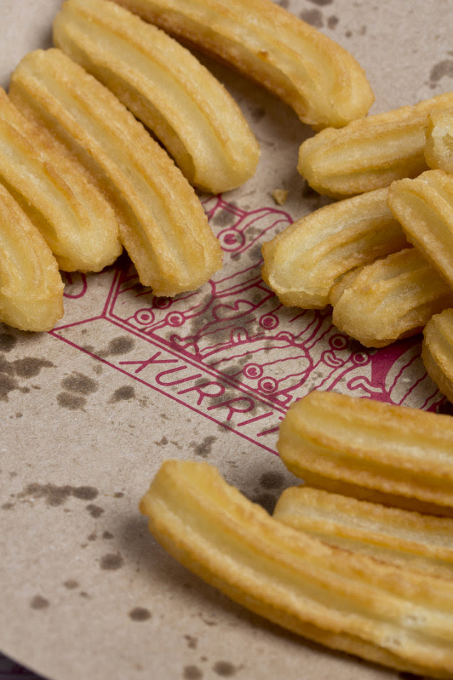 churros chocolate