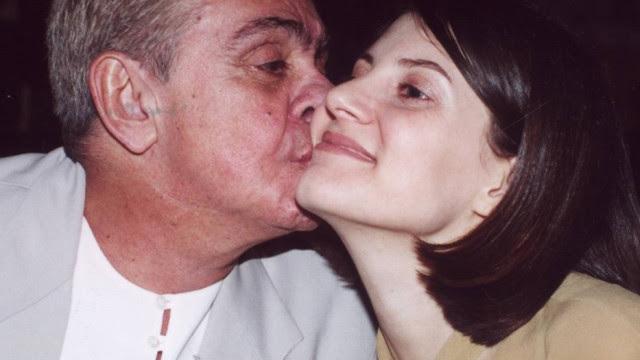 Viúva de Chico Anysio fala sobre dívidas e se diz triste com enteados