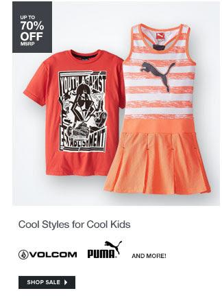 Прохладный Стили для Cool Kids
