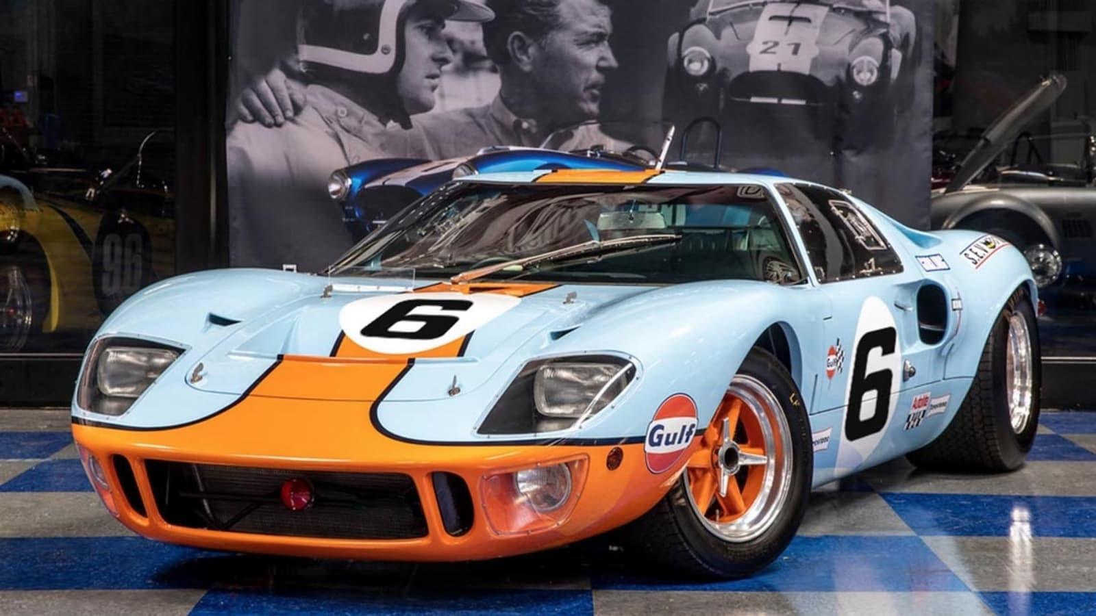 Ford Gt40 Superformance 0119 002