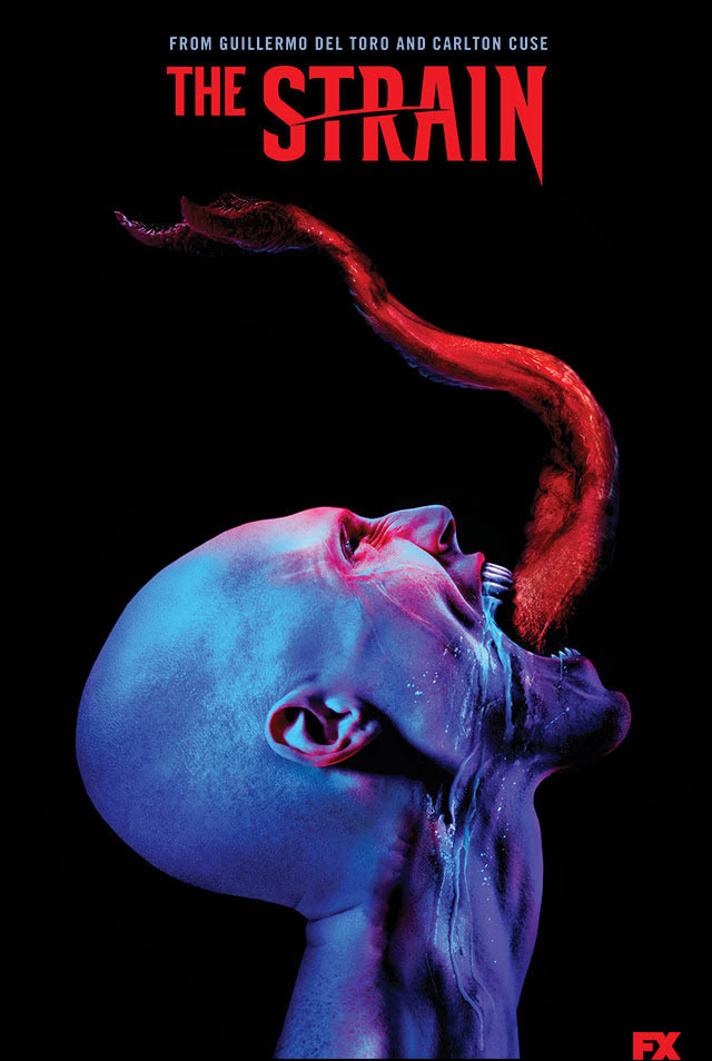From Guillermo Del Toro and Carlton Cuse - The Strain