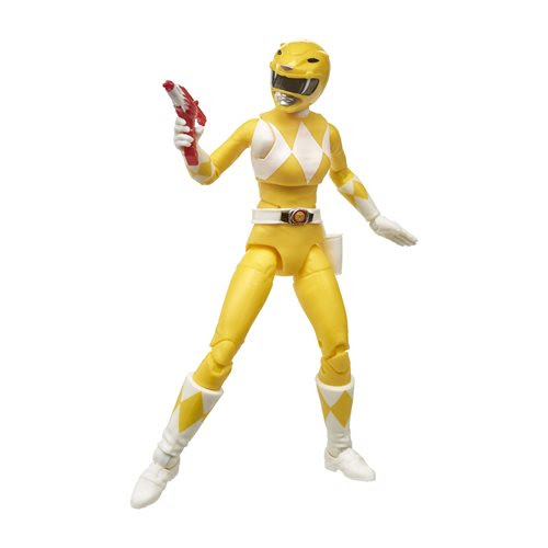 Image of Power Rangers Lightning Collection 6-Inch Figures Wave 4 - Mighty Mophin Yellow Ranger