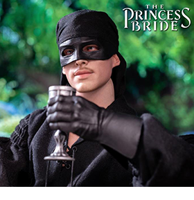 THE PRINCESS BRIDE MASTER SERIES DREAD PIRATE ROBERTS WESTLEY FIGURE