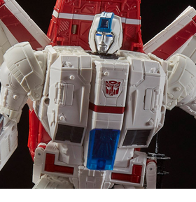 Transformers War for Cybertron: Siege Commander Jetfire (Reissue)