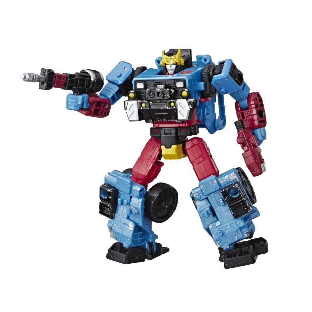 Image of Transformers Generations Selects Hot Shot
