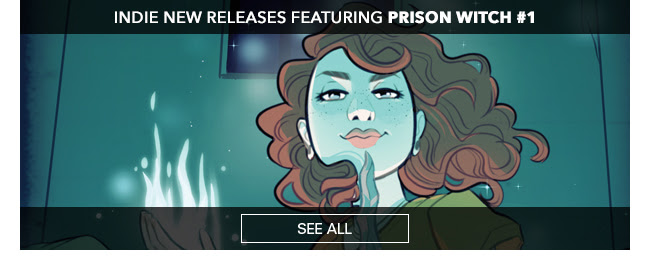 Indie New Releases featuring Modern Dread #1 See All