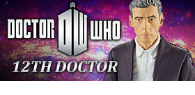 TWELFTH DOCTOR FIGURE