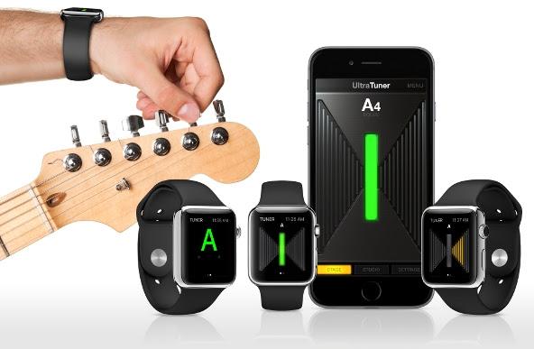 UltraTuner for Apple Watch