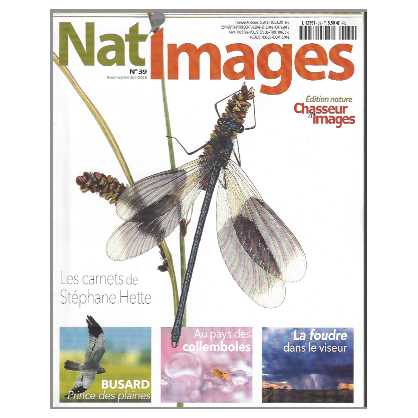 NAT'IMAGES 39 - AOUT/SEPTEMBRE 2016