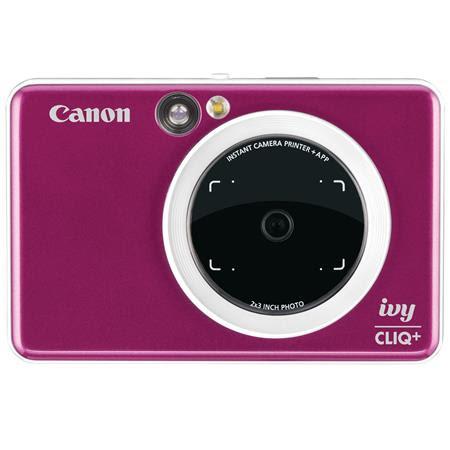 Ivy Cliq+ Instant Camera Printer - Ruby Red