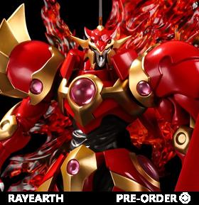 Magic Knight Rayearth RIOBOT Rayearth Figure