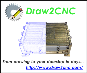 From Drawing to Your Doorstep in Days - Draw2CNC