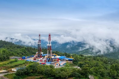 Sinopec Fuling Shale Gas Field Sets New Cumulative Production Record of 40 Billion Cubic Meters