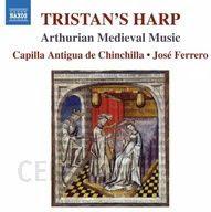 Capilla Antigua De Chinchilla / Jose Ferrero - Tristan's Harp - Arthurian Medieval Music (CD) - zdjęcie 1