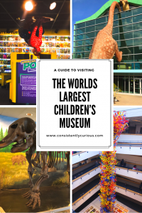 A Complete Guide To Visiting The World's Largest Children's Museum in Indianapolis