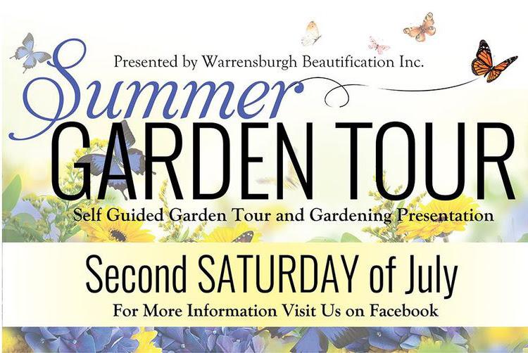 Garden Tour and Talk