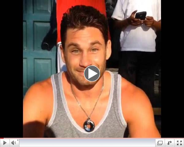 Chris Algieri ALS Ice Bucket Challenge calls Manny Pacquiao