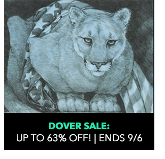 Dover Sale: up to 63% off! Ends 9/6.