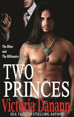 Tour: Two Princes by Victoria Danann