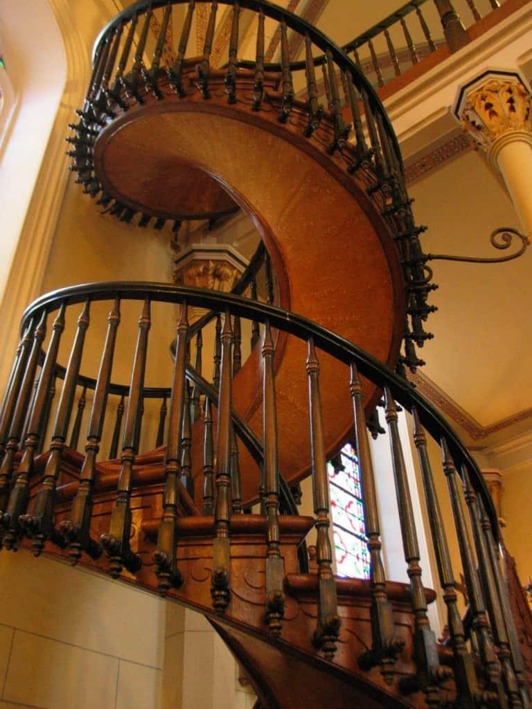 Escalier de la chapelle Loretto, Santa Fe