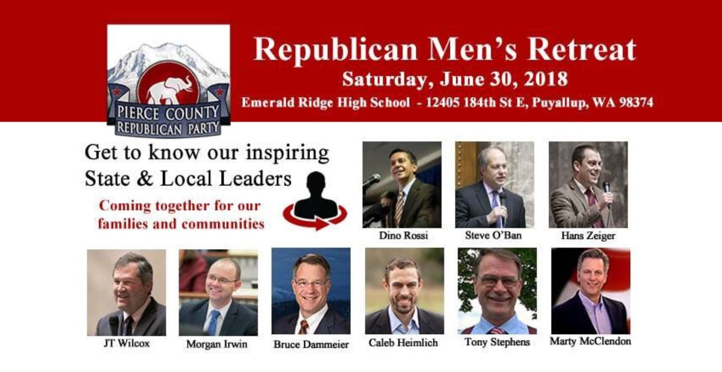 Republican Men's Retreat