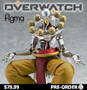Overwatch figma No.413 Zenyatta