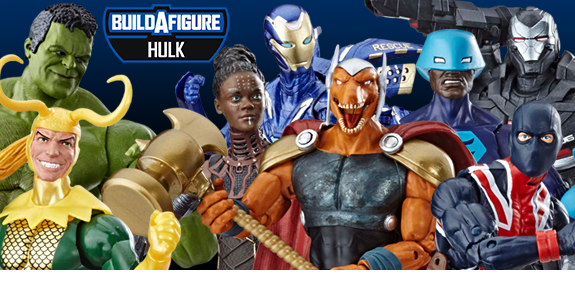 AVENGERS: ENDGAME MARVEL LEGENDS WAVE 2