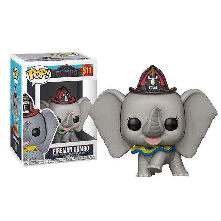 Image of Pop! Disney: Dumbo - Fireman Dumbo - Q1 2019