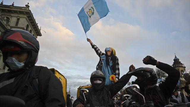 Resposta a furacões e Covid acentua crise na Guatemala