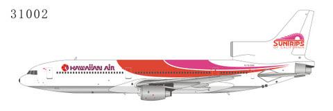 L-1011-1 Tristar Hawaiin Air hybrid N763BE | is due: July 2019