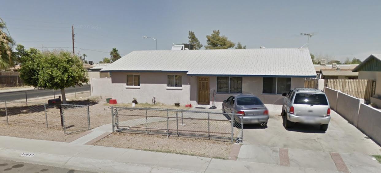 14017 N 4th Ave, El Mirage AZ 85335 wholesale property listing